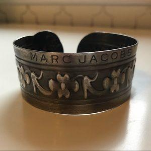 Vintage Marc Jacobs cuff bracelet.